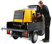 Kaeser's New M 13 and M 17 Mobilair Portable Compressors